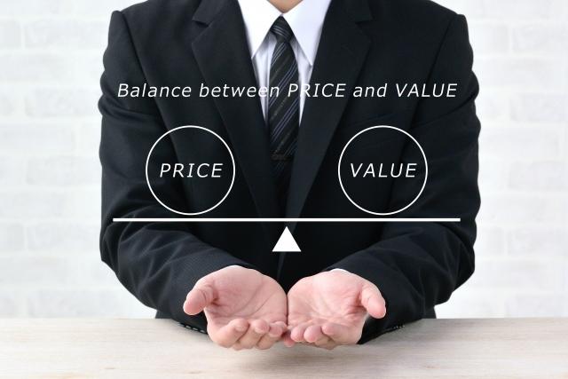 「金額が高い」は金額ではなく、クオリティへの不満。